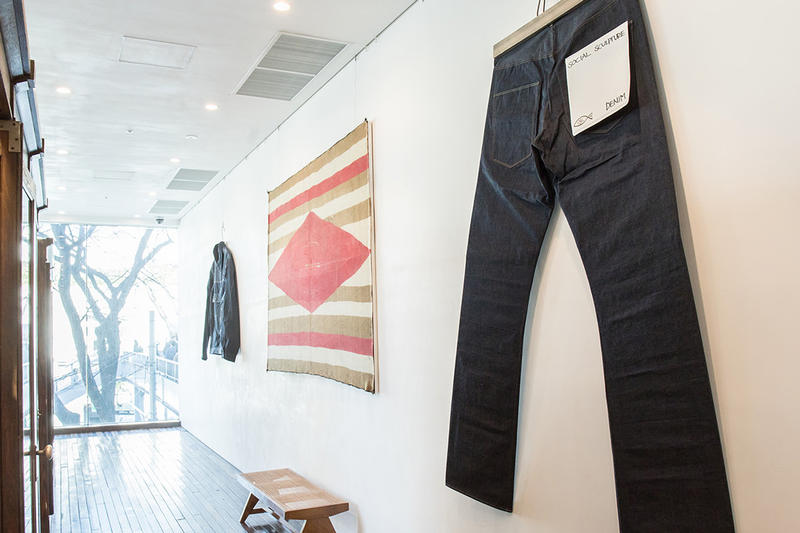 visvim Dissertation Social Sculpture Denim Hiroki Nakamura