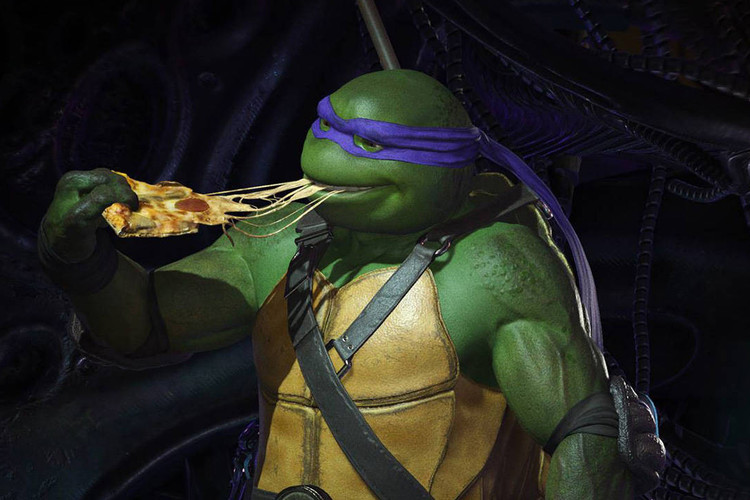 pretty nice a52ea 404e5 Watch Ninja Turtles in Action in Latest Injustice 2 Clip