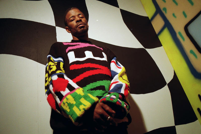 Wavey Garms AGR YEEZY Missoni A-COLD-WALL* Burberry Moschino United Colors of Benetton