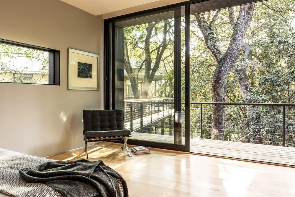 Wernerfield Floating Treehouse Dallas Texas Architecture Le Corbusier Eero Saarinen