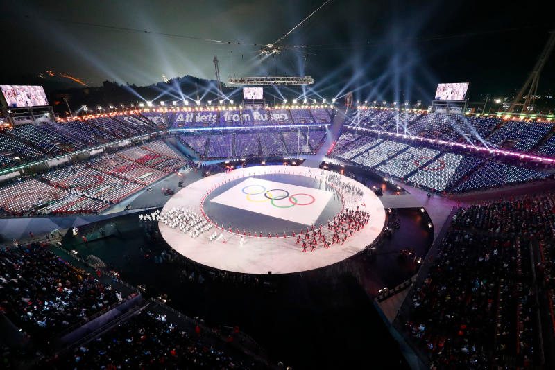 2018 Winter Olympics Cyber Attack Opening Ceremonies Pyeongchang