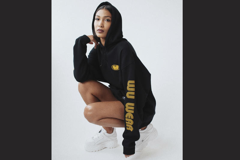 Wu Wear Second Drop 2018 spring summer women's line Lookbook