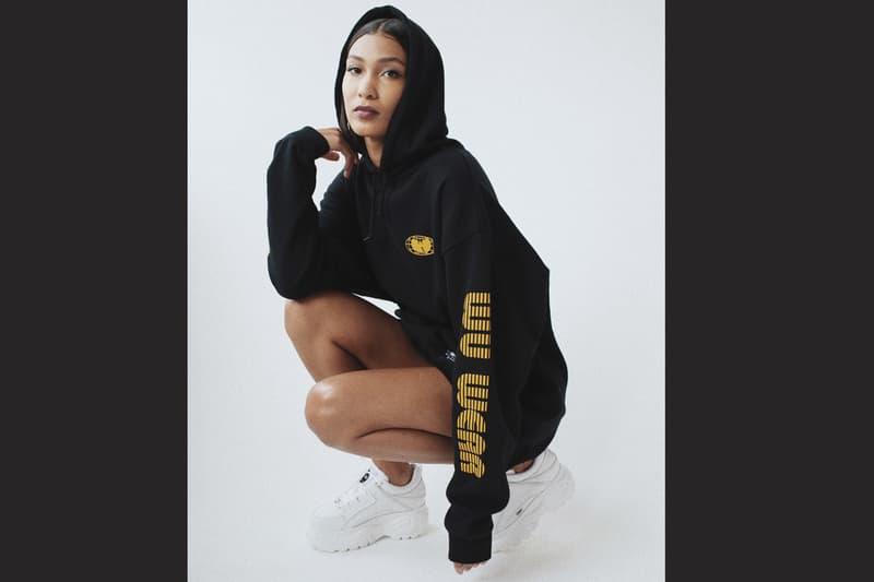 Wu Wear Second Drop 2018 spring summer women's line Lookbook
