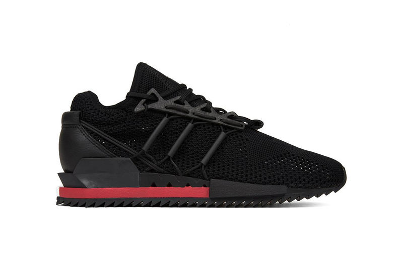 6d152d6bc9fa0 Y-3 Harigane Core Black red 2018 february release date info yohji yamamoto adidas  sneakers