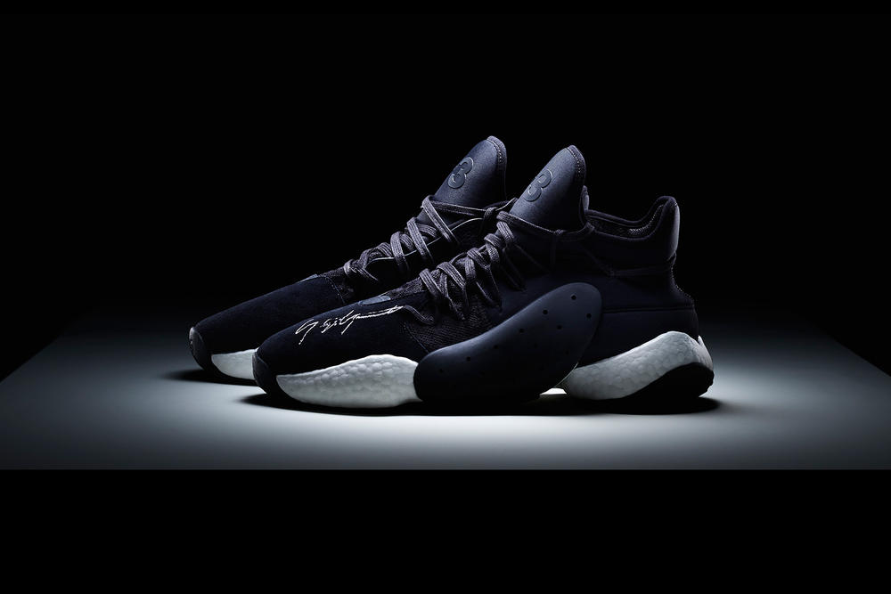 Y3 James Harden Capsule All Star Weekend 747 Warehouse St footwear fashion apparel february april 2018 BYW BBALL Basketball adidas