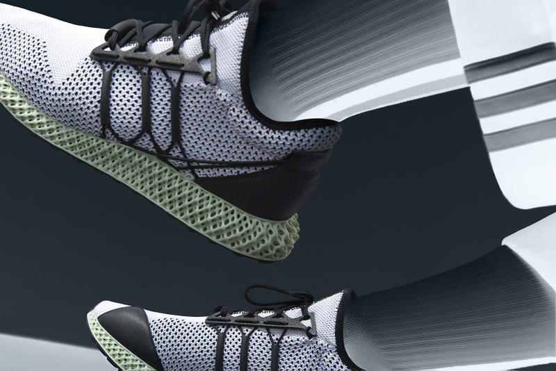 Y3 RUNNER 4D 2018 february 23 release date info sneakers shoes footwear futurecraft
