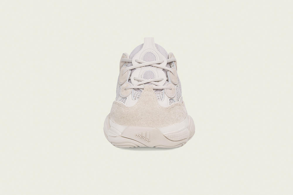 adidas Originals YEEZY 500 Blush Kanye West adidas Sneakers Shoes Release Date Info Drops February 14 16 17 2018 Los Angeles 747 Warehouse Street Confirmed App