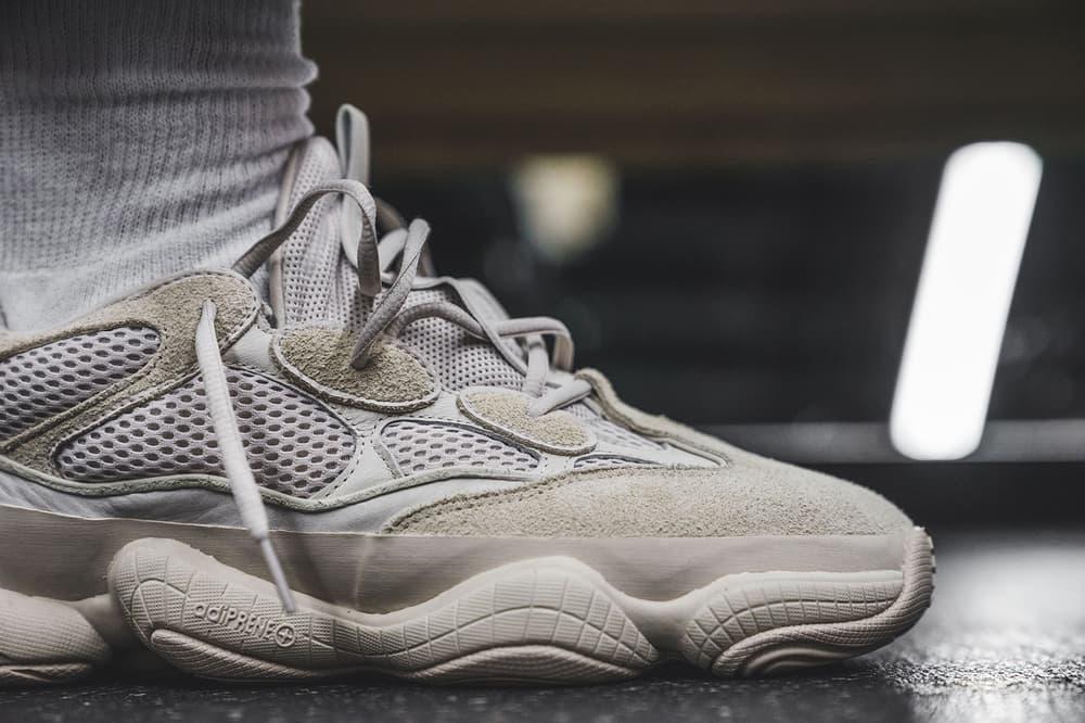 YEEZY SUPPLY Preorder YEEZY 500 Blush Kanye West february 2018 footwear