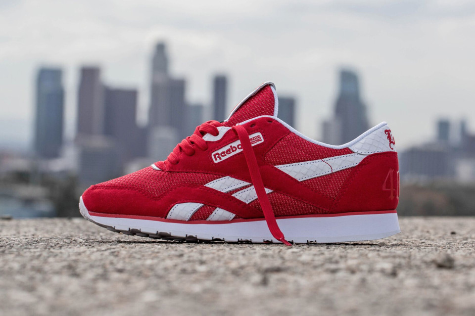 532871f13d599 YG Links With Reebok   BAIT for a Classic Nylon