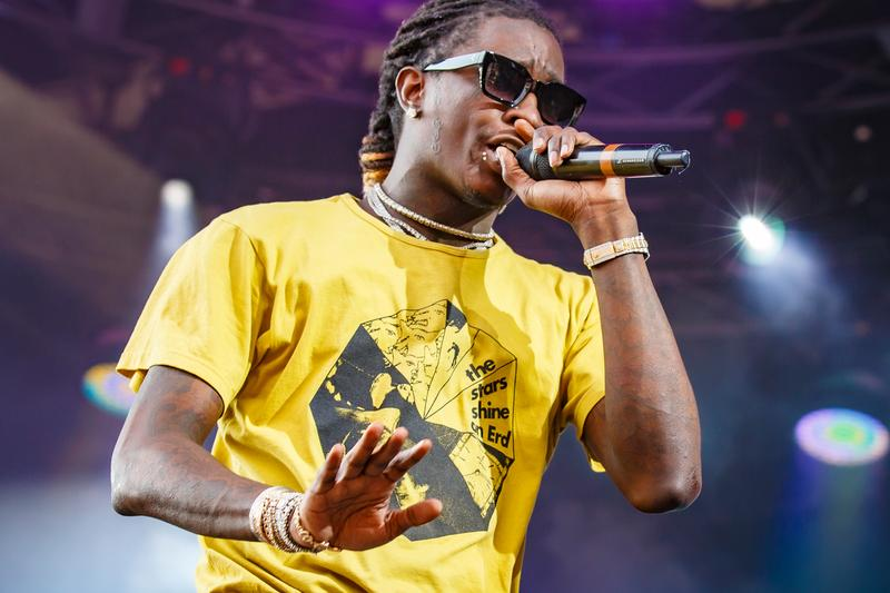 Young Thug SEX name change 2018 february twitter announcement