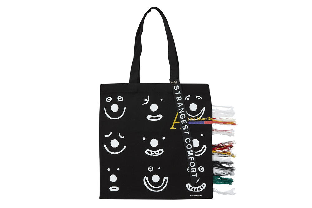 10 Corso Como Seoul Anniversary Collaboration T-Shirts Caps Hats Sunglasses Tote Bags Accessories Bianca Chandôn Alaia Gentle Monster 99%IS Doublet Medicom Toy BE@RBRICK