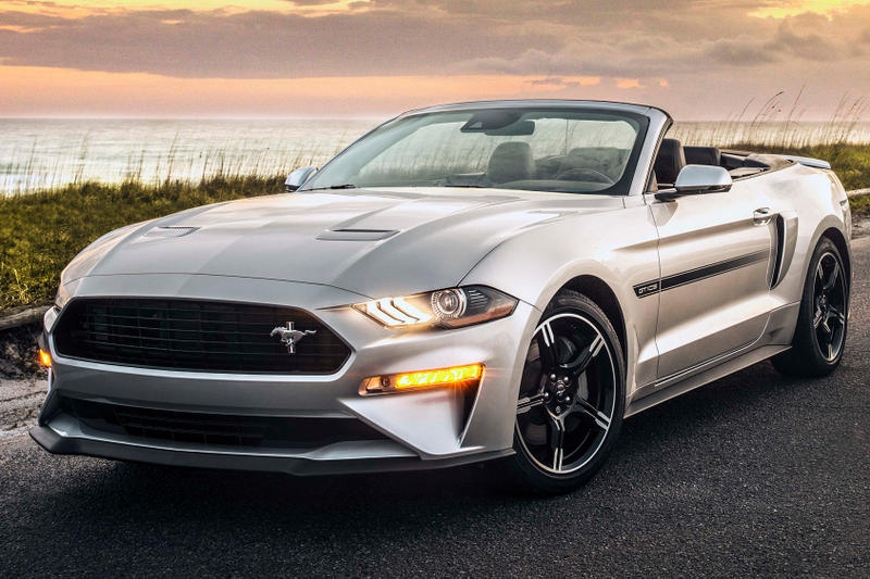 Ford Announces New Mustang GT Additions For 2019 | HYPEBEAST