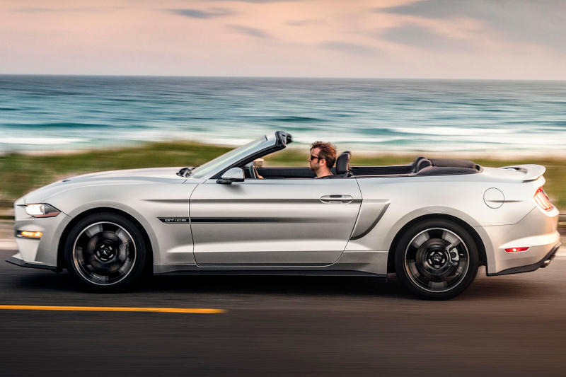 Ford Mustang GT 2019 Automotive Cars New California Special Bang & Olufsen B&O Speakers Play Soundsystem
