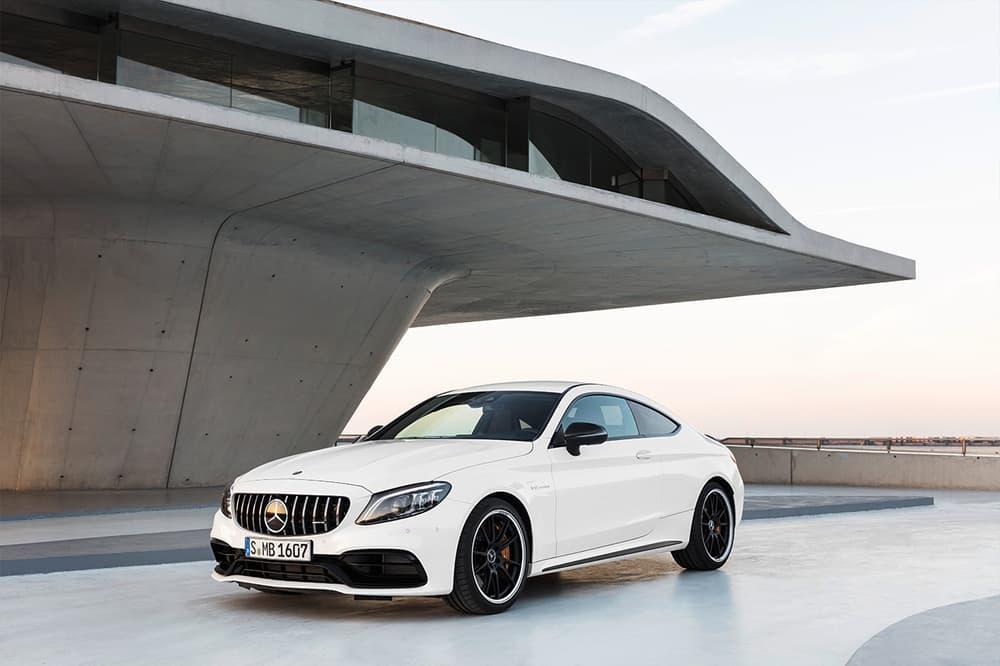 2019 Mercedes AMG C63 mercedes benz c63 amg mercedes amg price benz sports car v8 racing luxury Benz