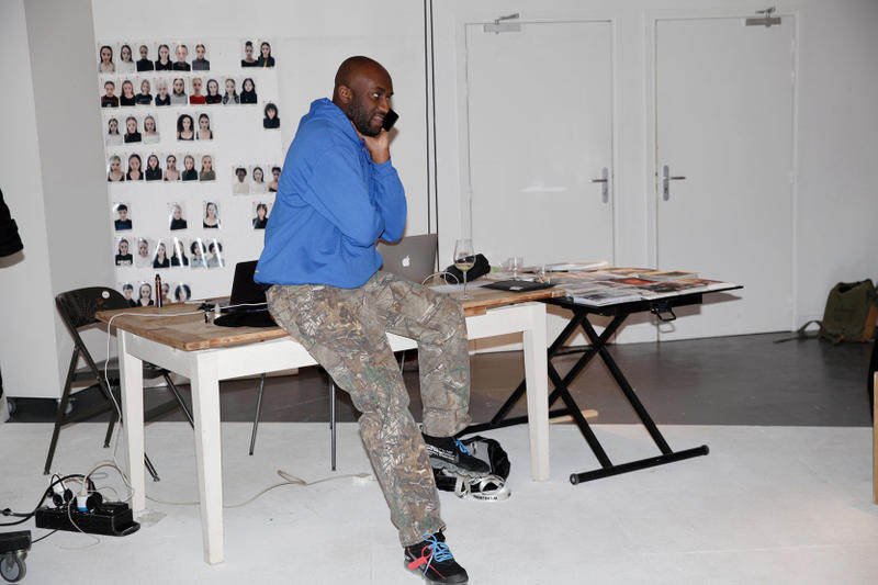 48 Hours Virgil Abloh Paris Fashion Week 2018 Fall/Winter