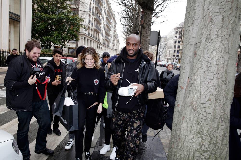48 Hours Virgil Abloh Paris Fashion Week 2018 Fall/Winter