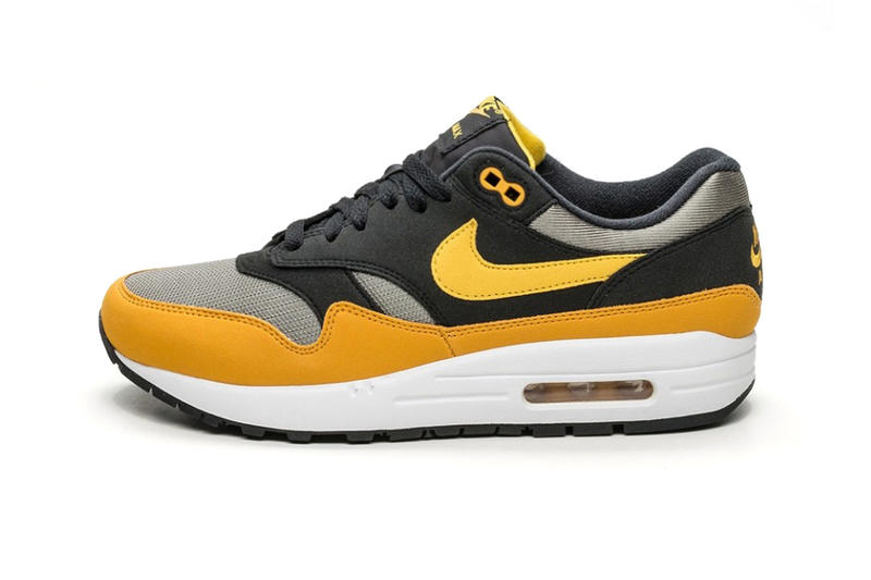 Nike Air Max 1 one dark stucco vivid sulfur 2018 march launch release drop date AH8145-001