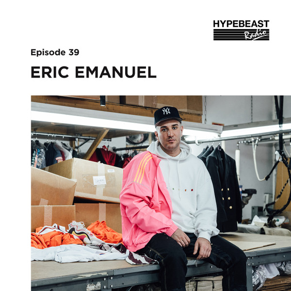 #39: Eric Emanuel Euro-Stepped From Python-Skin Jerseys to an adidas Collab