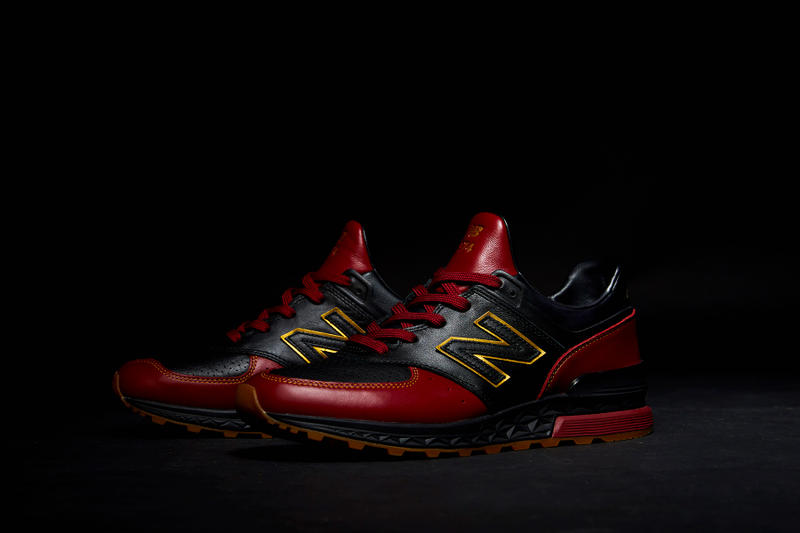 cheaper many choices of shop Limited EDT x New Balance 574 Sport | HYPEBEAST