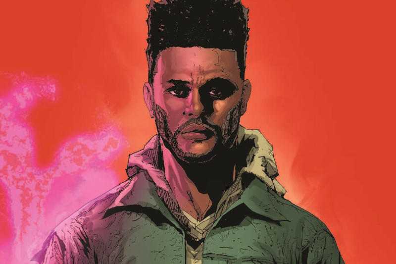 Marvel Entertainment Studios Film Animation Superhero Hero DC Comics Comicon THE WEEKND STARBOY Vol. I Issue 1 Magazine