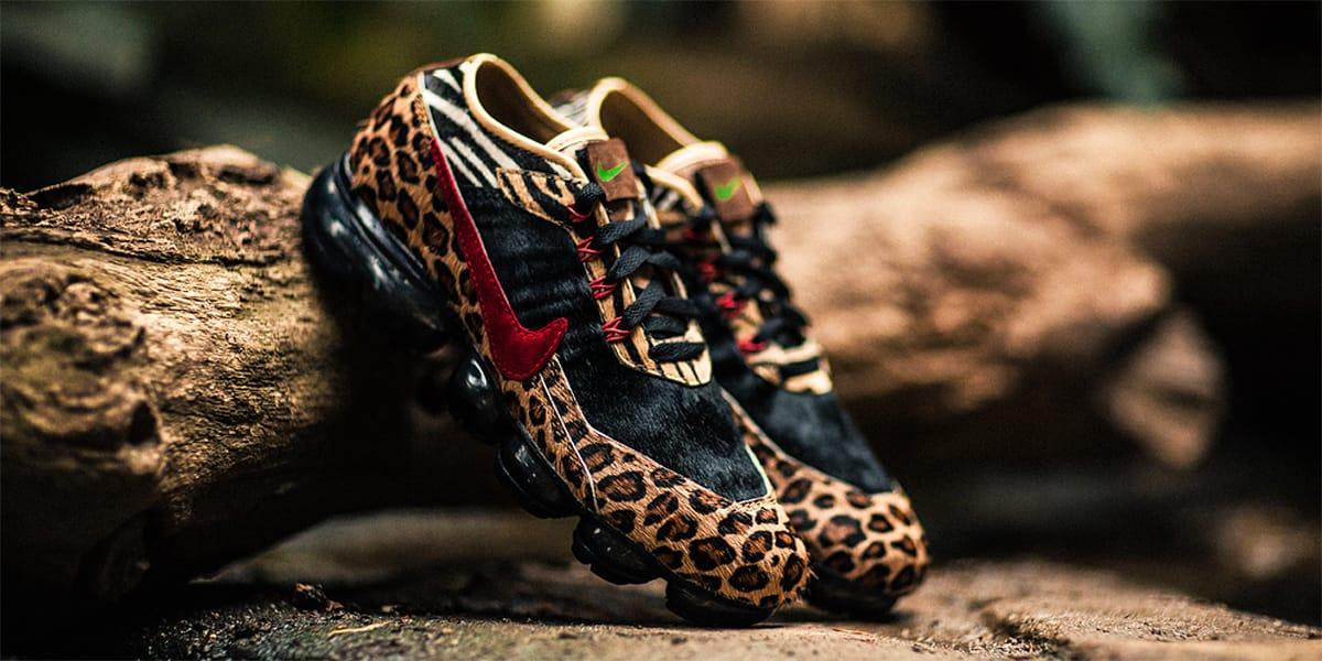 Custom Nike VaporMax Animal Pack