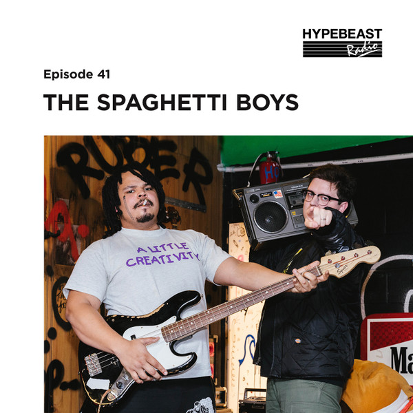 #41: Spaghetti Boys Know They've Always Been the Black Sheep