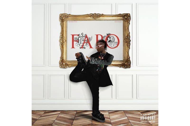 Rich the Kid Uno The Activist Fabo Remix Live Shyne Die
