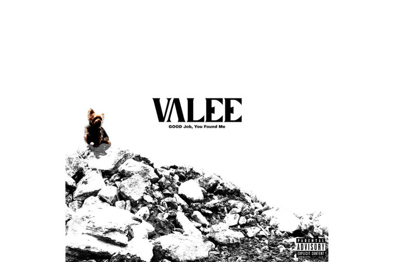 Valee EP Good Job You Found Me GOOD Music Album Executive Producer Kanye West Stream