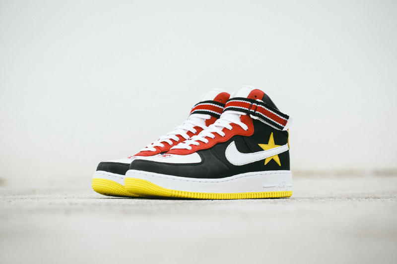 Riccardo Tisci Nike Air Force 1-High Sneakers Nike High Top