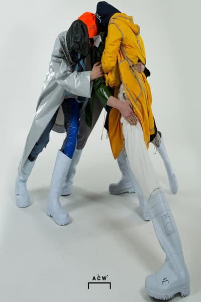 A-COLD-WALL* Samuel Ross Campaign Images Lookbook Hamish Stephenson POLYTHENE* OPTICS A Clockwork Orange Stanley Kubrick