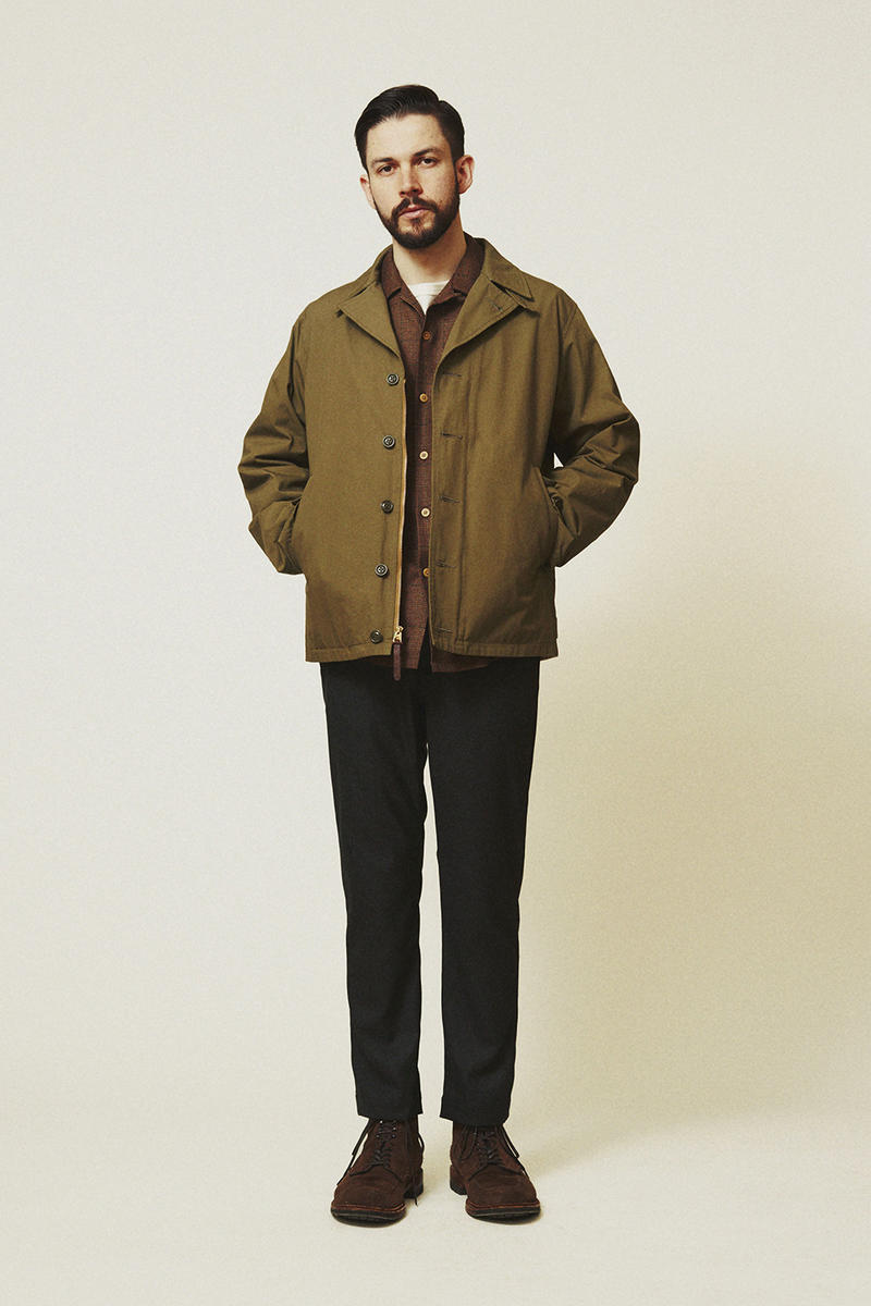 A Vontade Fall Winter 2018 Collection Lookbook jackets blazers coats trousers