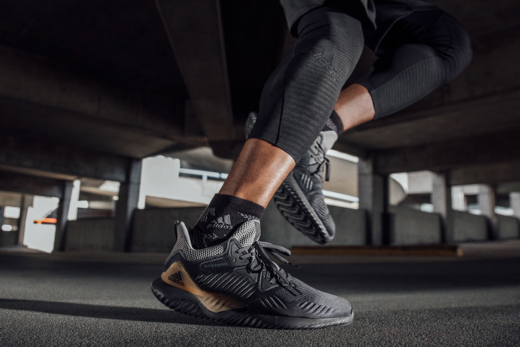 adidas alphabounce for running