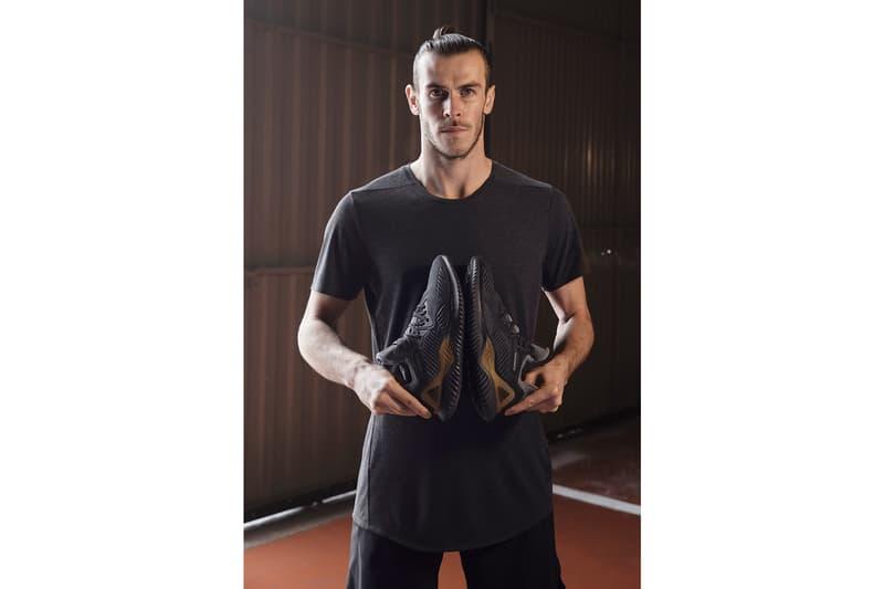 adidas AlphaBOUNCE Beyond Run The Game Damian Lillard James Harden Gareth Bale Caroline Wozniacki  Beauden Barrett