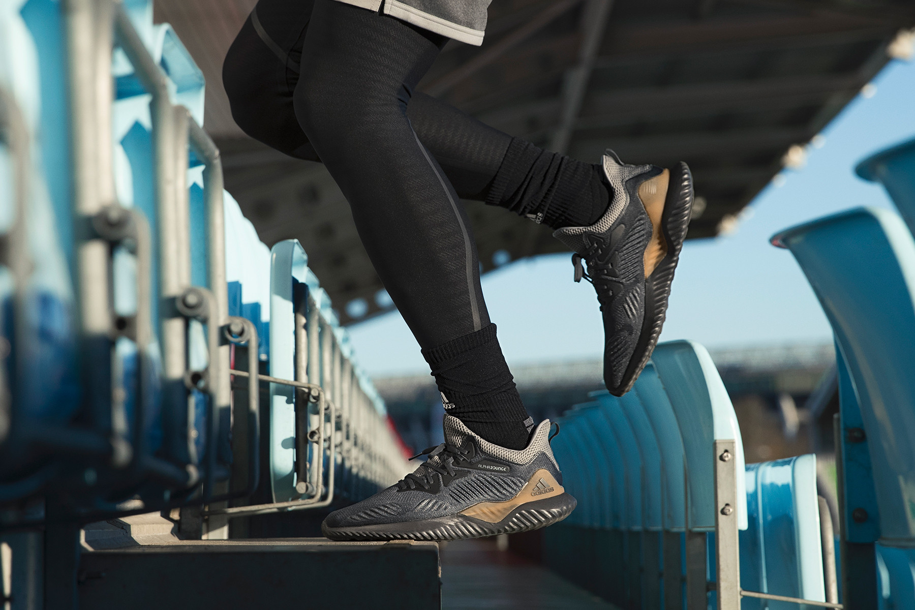 "adidas AlphaBOUNCE Beyond ""Run The Game"