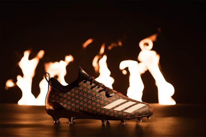 adidas Football adizero 5 Star adiMoji Cleats 2018 7 Fire Ice Oil Money 100 Goat Snoops Money Bag
