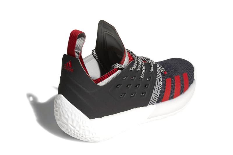 adidas Harden Vol 2 James Harden footwear 2018 april 15 Houston Rockets release dates info drop bred sneakers shoes footwear
