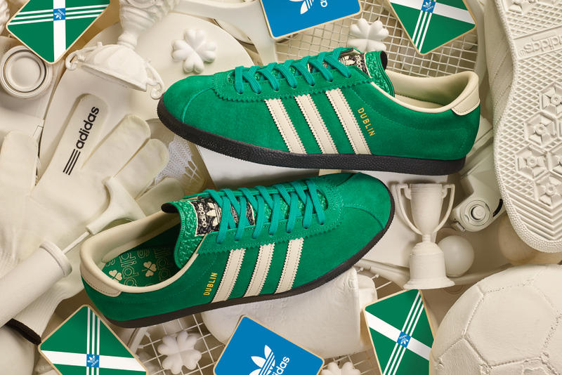 adidas Originals Archive Dublin St Patricks Day size Exclusive march 17 2018 release date info drop green sneakers shoes footwear