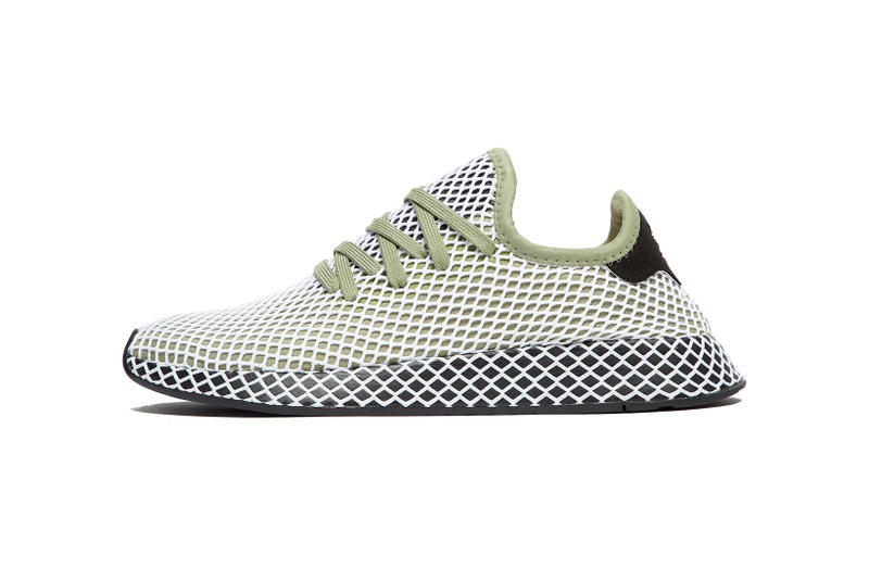 adidas Originals Deerupt Green march 2018 spring summer release date info drop sneakers shoes footwear jd sports