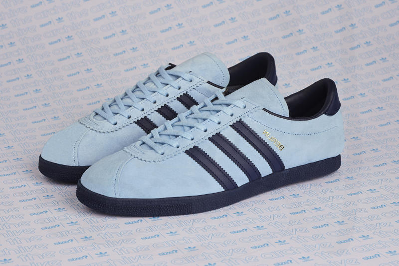 Size? adidas Originals Berlin Dublin City Series Sneaker Reissue Archive trainer footwear