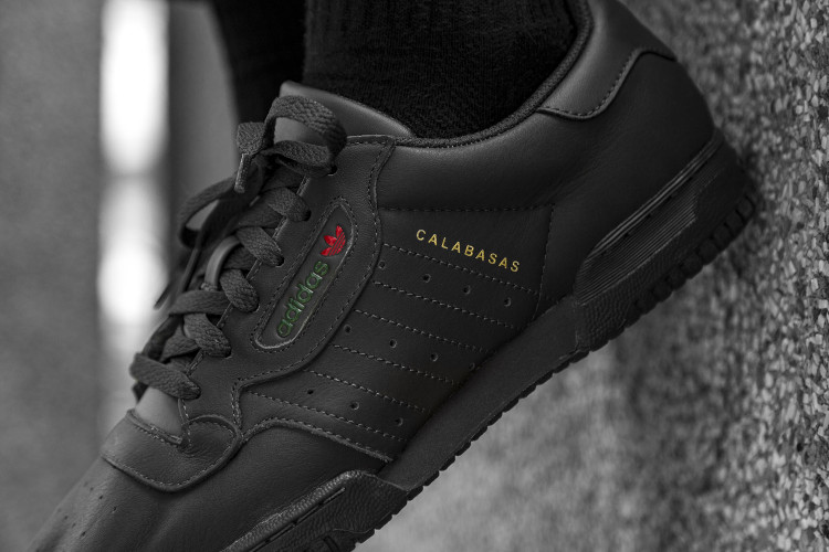 "quality design 5c33a 39076 The YEEZY Powerphase ""Core Black"" Is up for Raffle Now"