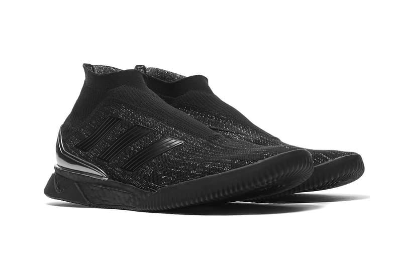 a8c6b9d9048f adidas Predator Tango 18+ Black & Silver Release info purchase now