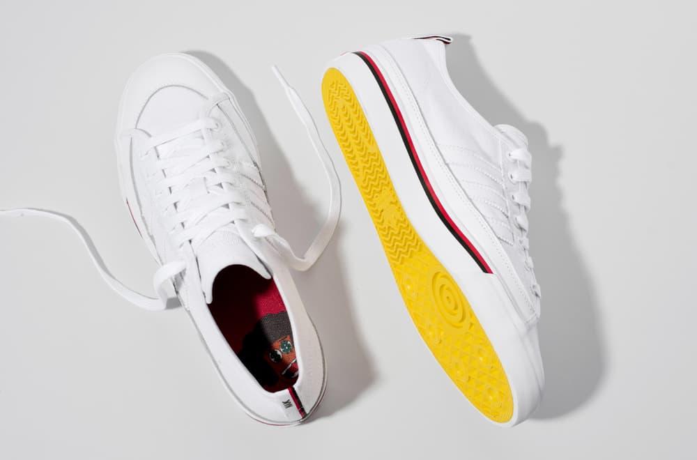 Na-Kel Smith's Debut adidas Skateboarding Collection odd future
