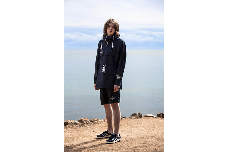 adidas Spezial Spring Summer 2018 Collection Lookbook white isle Gary Aspden