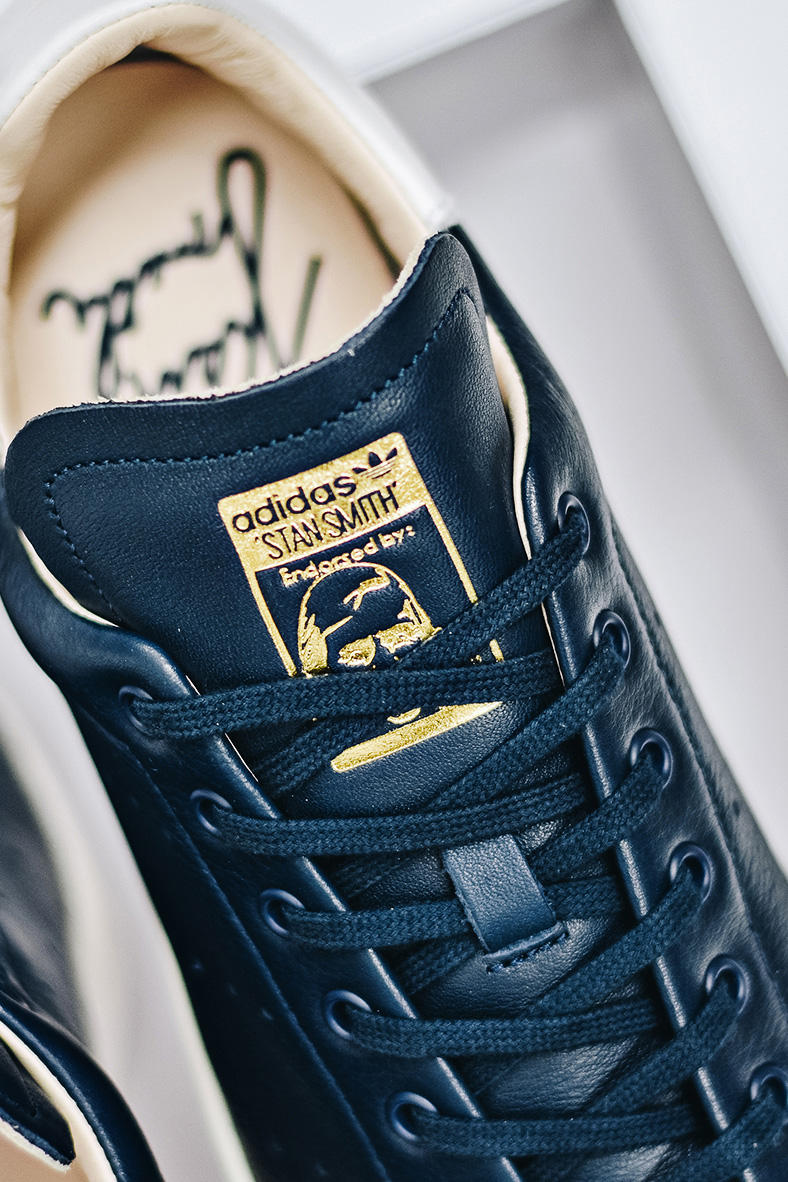 adidas Originals Stan Smith Recon navy white footwear 2018