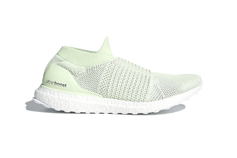 02818fb2c69a adidas Ultra BOOST Laceless Spring 2018 Colorways pastel green off white  beige blue release date info