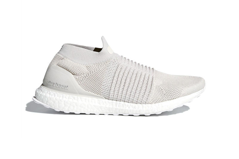 adidas Ultra BOOST Laceless Spring 2018 Colorways pastel green off white beige blue release date info drop sneakers shoes footwear