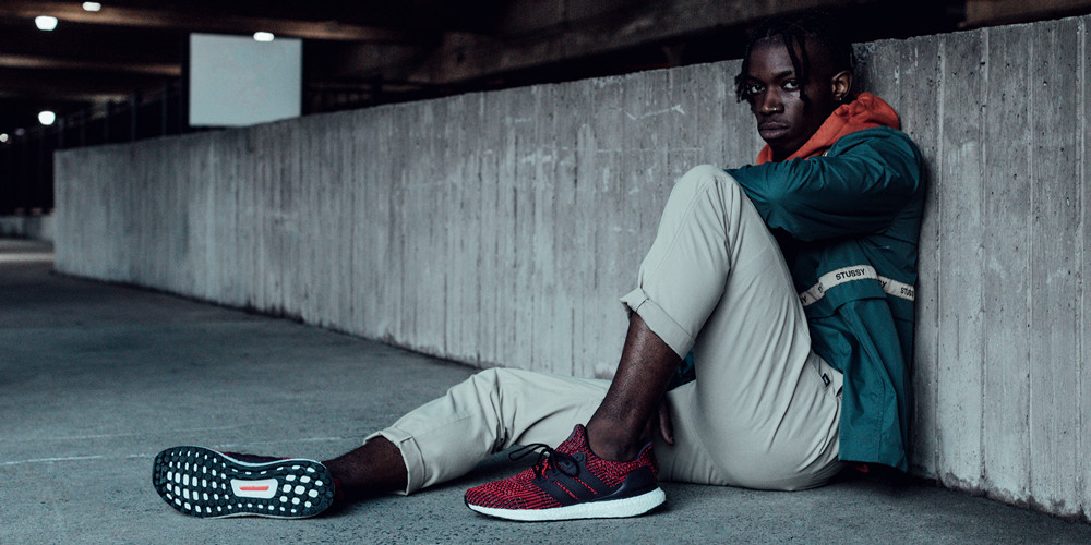 adidas ultra boost street style