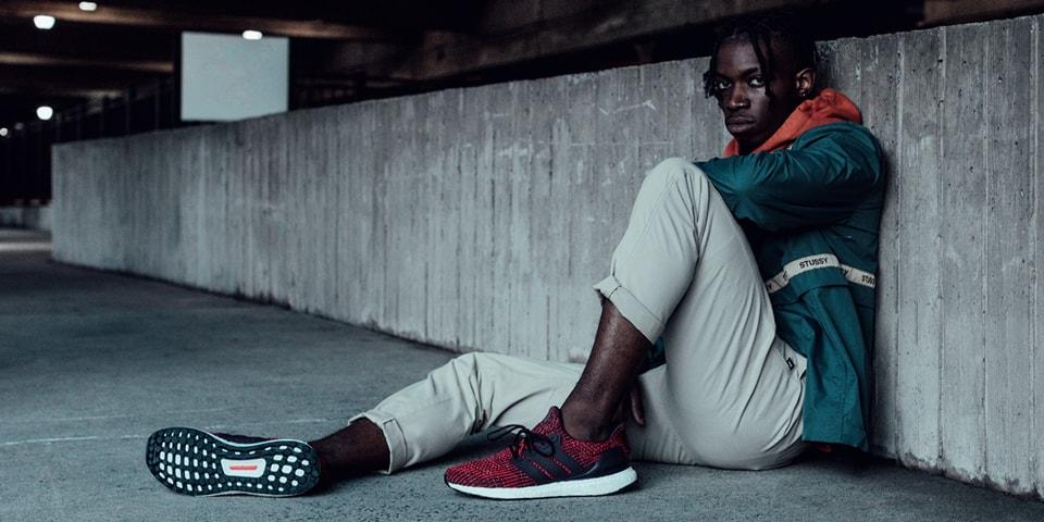 47ee1c2be adidas Spring 2018 UltraBOOST Sneaker Lookbook