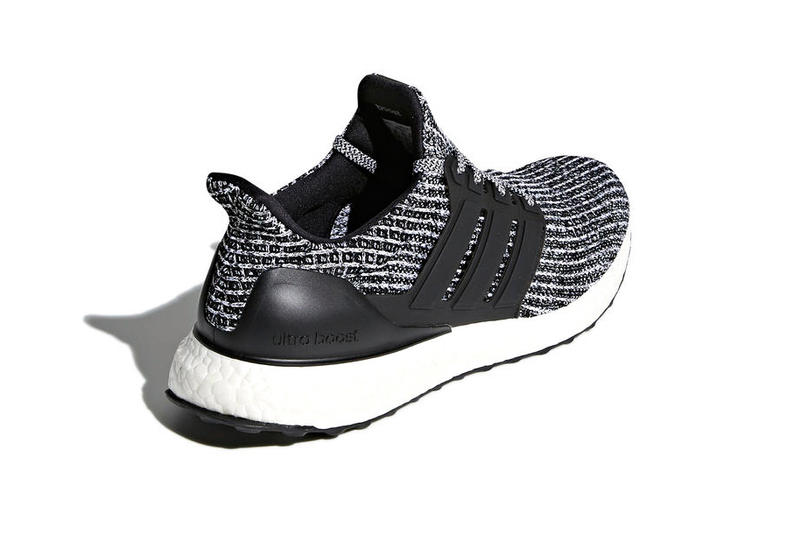 adidas UltraBOOST core black running white footwear 2018 cookies and cream oreo release date information