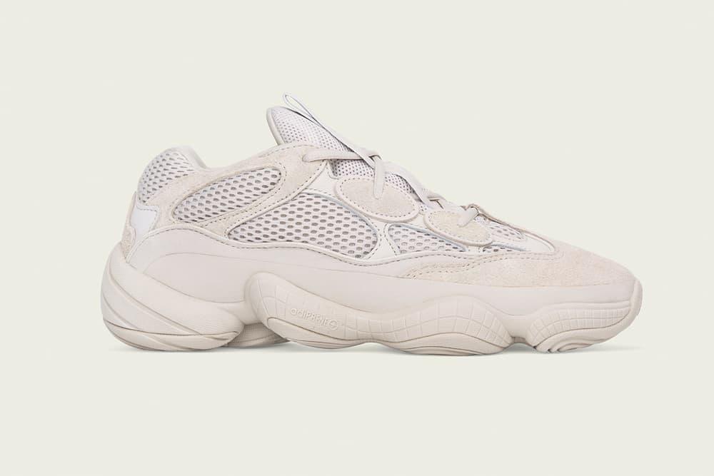adidas YEEZY 500 Blush April 14 2018 Release date info drop kanye west sneakers shoes footwear